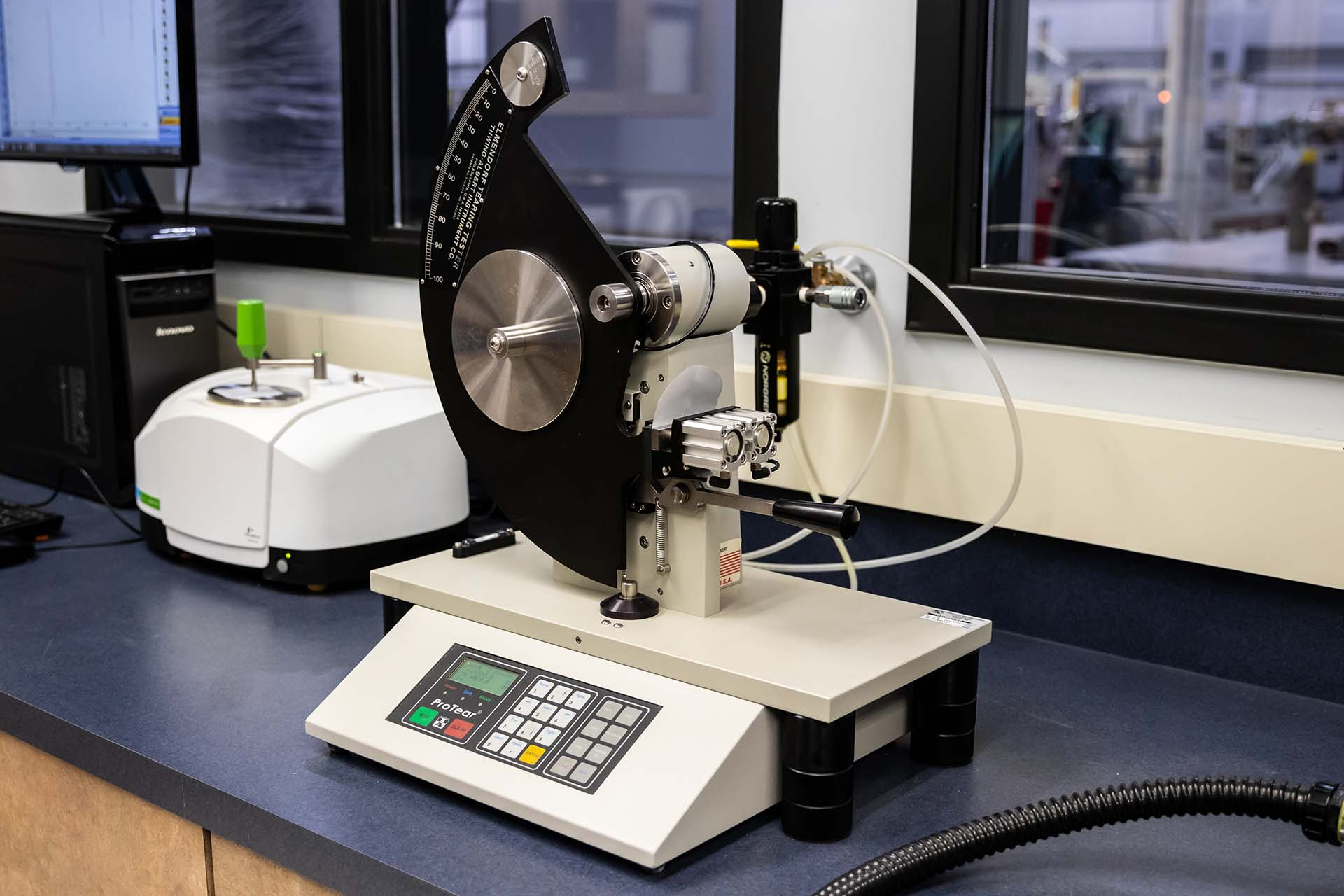 ASTM, ISO, Physical and Analytical Testing